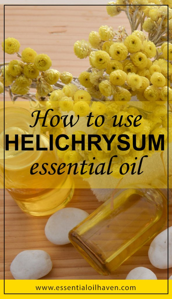 How To Use Helichrysum Essential Oil - Top 5 Therapeutic