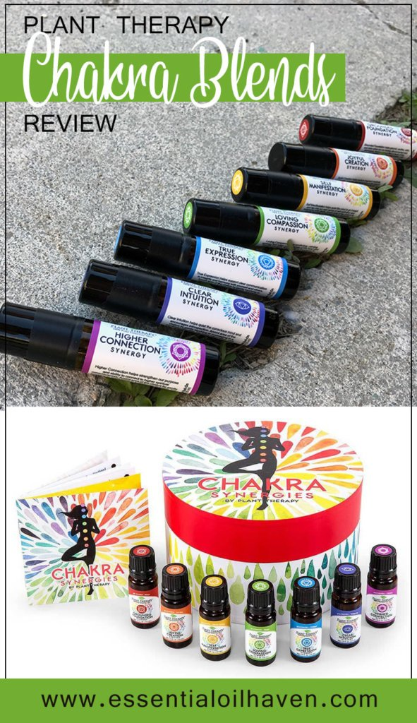PT chakra essential oil blends review