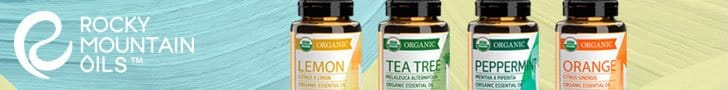 rocky mountain oils essential oil company