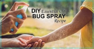 Essential Oils for Mosquito Repellent – Plus DIY Bug Spray Recipes