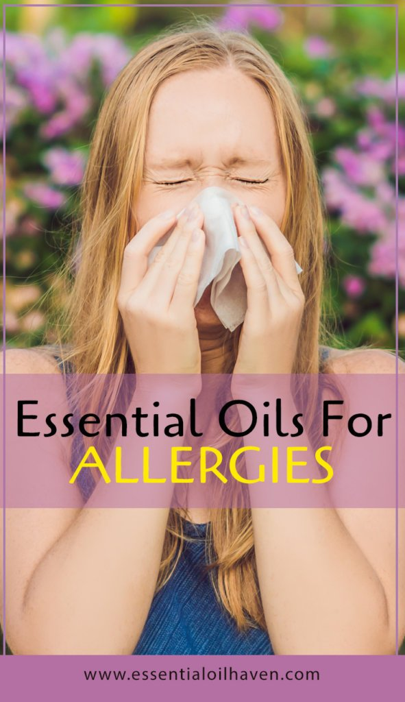 best essential oils for allergies