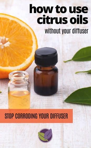 citrus essential oil diffuser