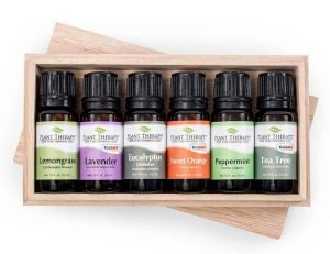 breathe easy essential oil set from Plant Therapy
