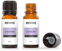 lavender essential oil from REVIVE