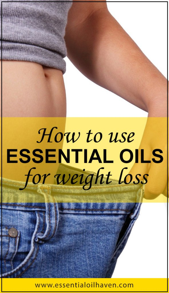 best essential oils for loosing weight