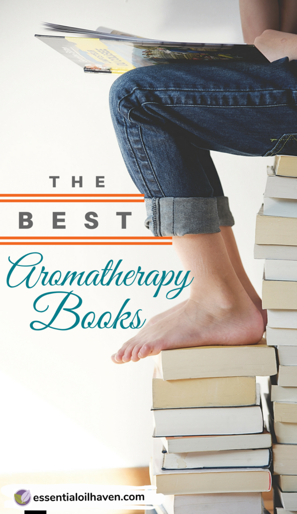 best aromatherapy books