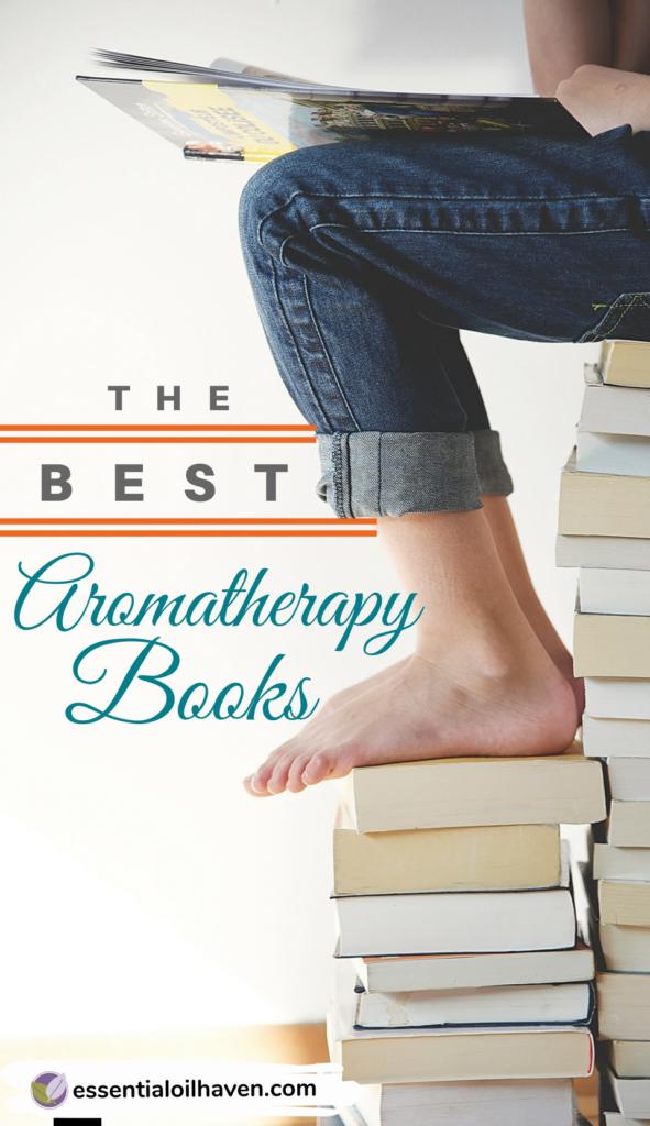 best aromatherapy books