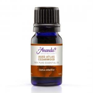 aged cedarwood atlas essential oil
