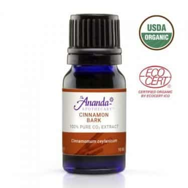 cinnamon co2 extract from ananda apothecary