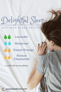 Delightful Sleep - Diffuser Blend