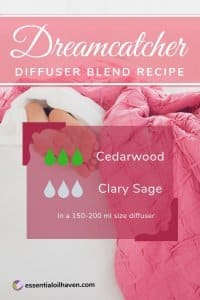 Dreamcatcher - Diffuser Blend for Sleep