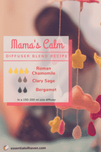 Mama's Calm - Diffuser Blend for Better Sleep