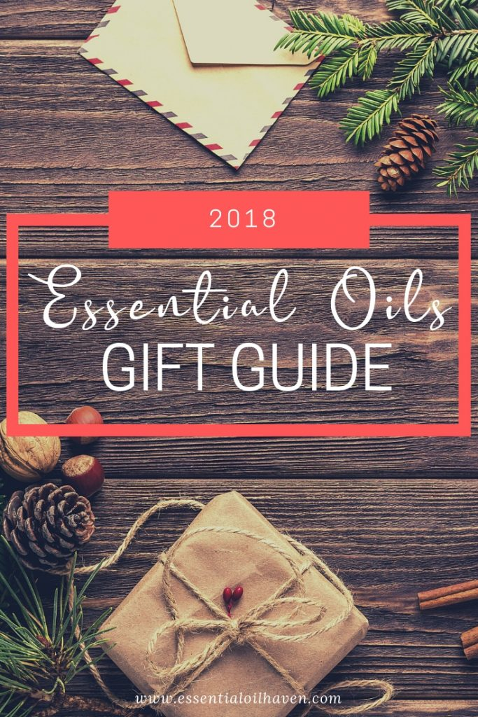 2018 Essential Oils Gift Guide