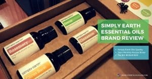 Simply Earth Subscription Box & Essential Oils Brand Quality Review