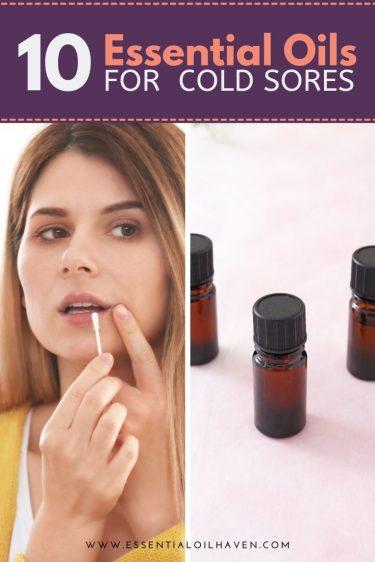 oils for canker sore