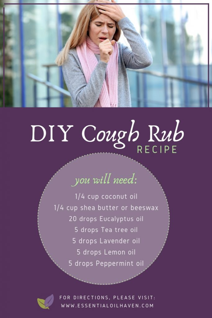 DIY Cough Chest Rub Recipe