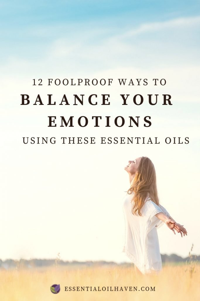 essential oils for emotional balance