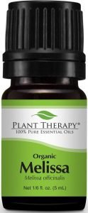 Organic Melissa Essential Oil from Plant Therapy