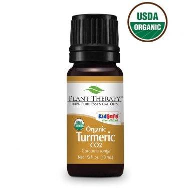 turmeric essential oil bottle