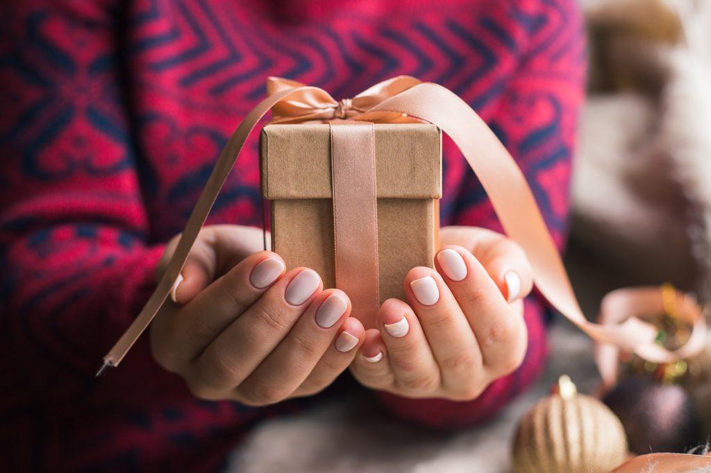 essential oils Christmas present