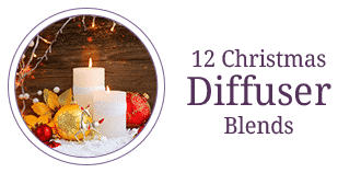 12 Christmas Diffuser Blends