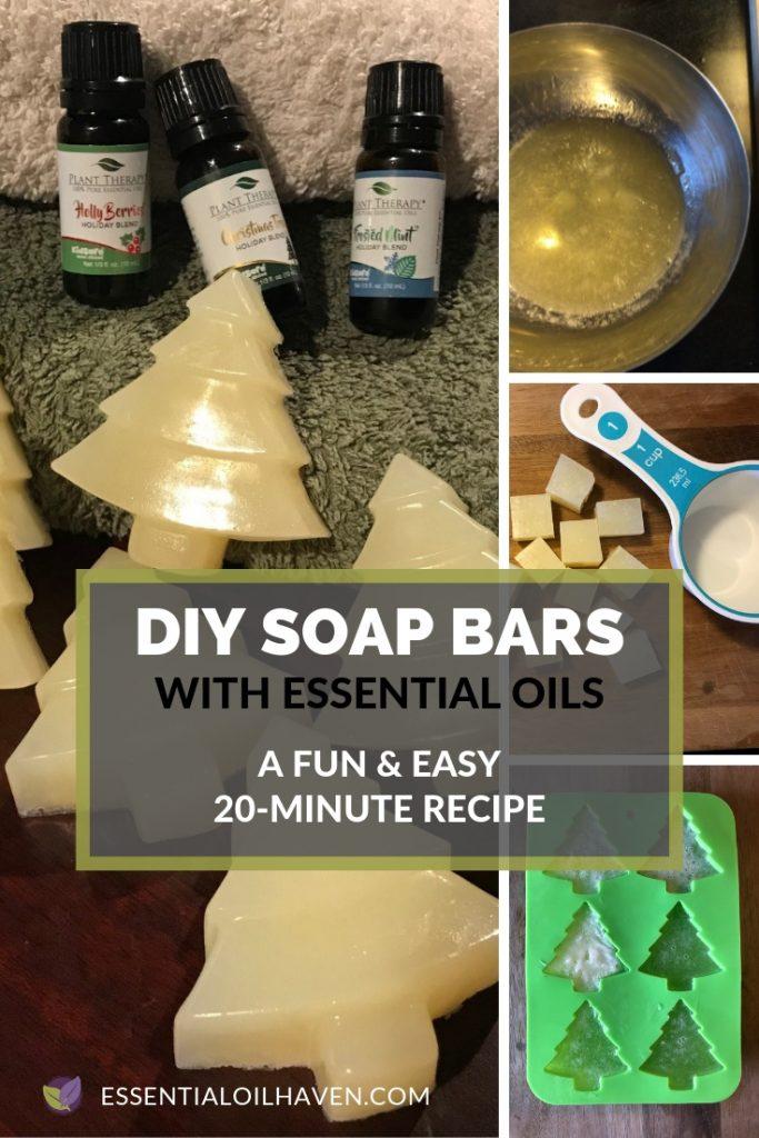 diy essential oil soap recipe