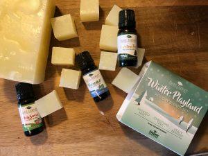 essential oil soap recipe