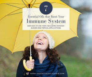 7 Essential Oils that Boost Your Immune System