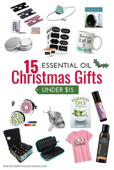 essential oil gifts under $15