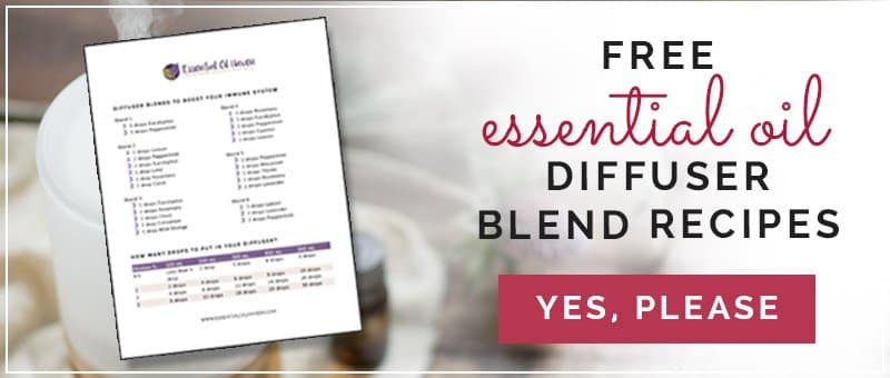 free printable diffuser blends download