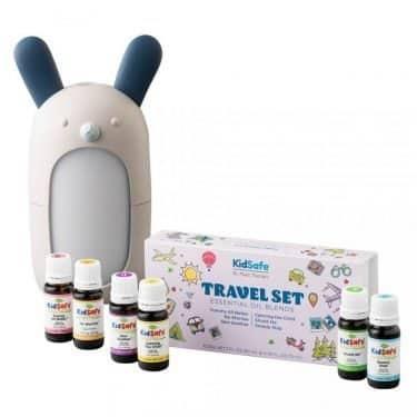 kidsafe gift set essential oils