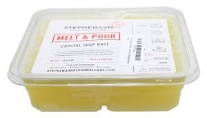 melt and pour soap base for essential oils diy soap recipe