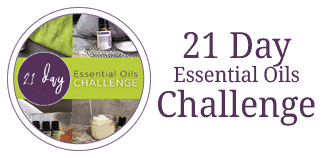 Get Started With Essential Oils! Take the 21 Day Essential Oils Challenge with any Starter Kit