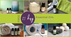 21 Day Essential Oil Challenge