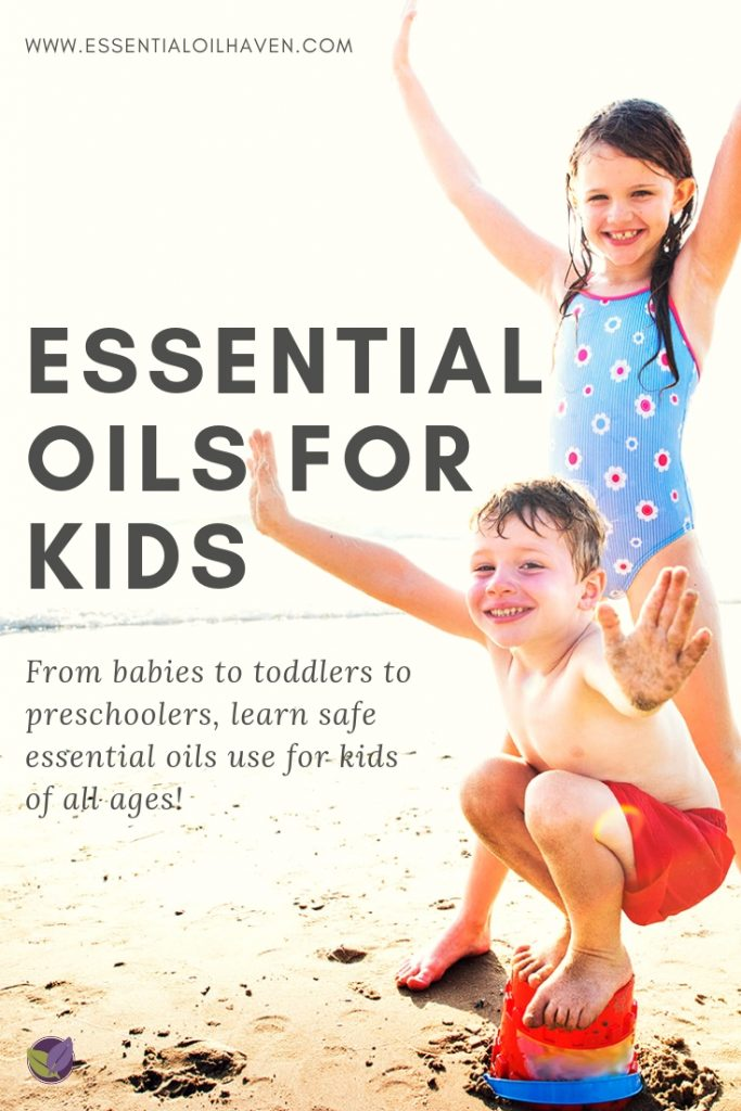 essential oils for kids guide