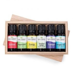 Plant Therapy Romance Essential Oils Kit