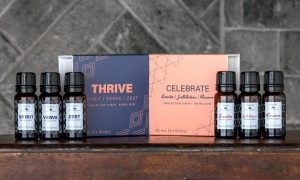 EVOKE natural fragrances from Plant Therapy