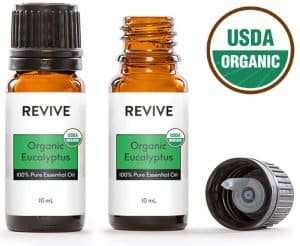 REVIVE Certified Organic Eucalyptus Essential Oil