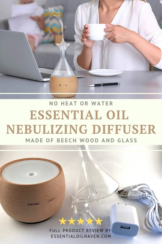 Aromatherapy Diffuser Nebulizer Review