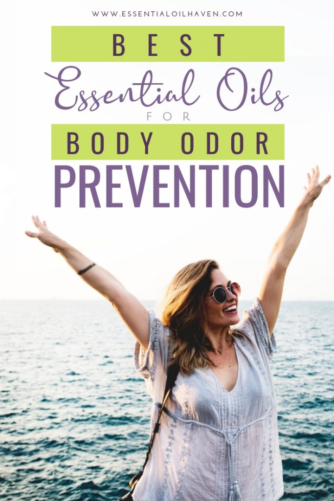 best essential oils for body odor prevention