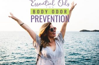essential oils for excessive sweating