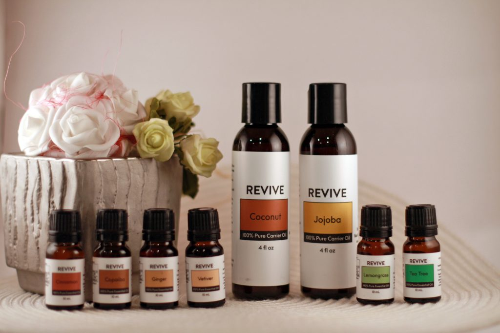 REVIVE oil products