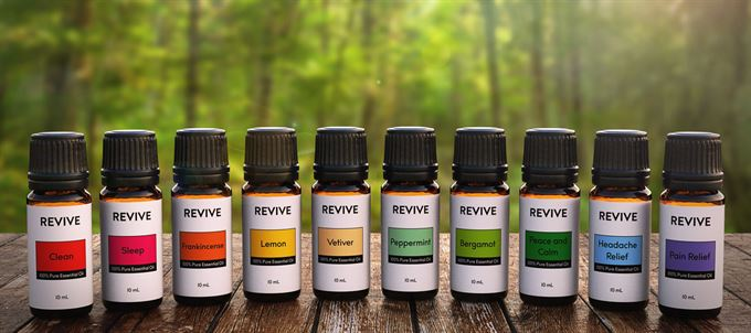 REVIVE essential oils