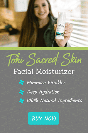 TOHI Facial Moisturizer from Rocky Mountain Oils - Buy Now!