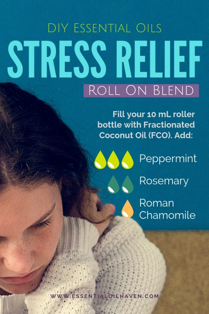 Stress Relief Roller Bottle Recipe
