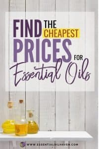 cheapest essential oils prices