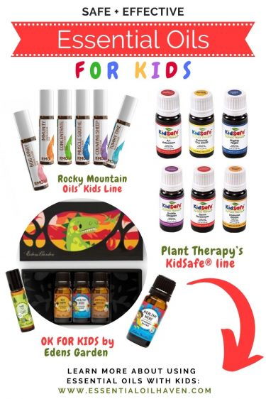 essential oil sets for kids