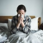 essential oils for flu and sneezing