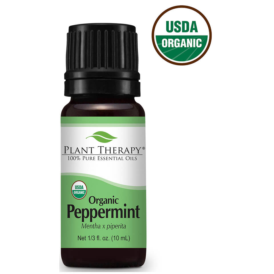Organic Peppermint Oil from Plant Therapy