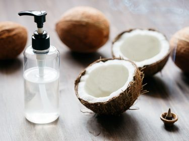 fractionated cocont oil ingest